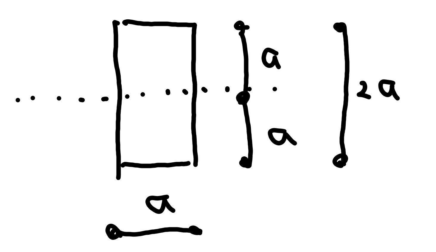 四角形断面二次モーメントと断面係数の求め方例題